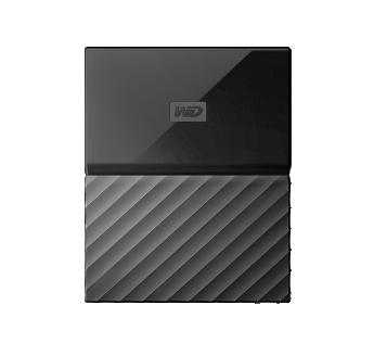 Western Digital 2 TB My Passport WDBYFT0020BBK Portable Hard Disk Drive (HDD), Black