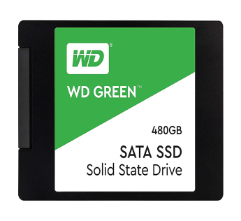 Western Digital WD Green 480 GBII Internal Solid State Drive (WDS480G2G0A SATA I)