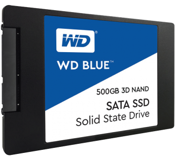 Western Digital Blue 500GB Internal Solid State Drive (WDS500G1B0A)