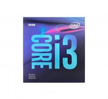 Intel Processor Core i3 Processor 9100F 9th Gen Processor Desktop Processor 4 Core Up to 4.2 GHz LGA1151 300 Series 65W (Discrete Graphics Required)