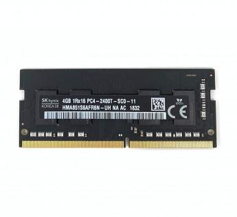 Hynix 4GB PC4-19200 DDR4-2400MHz non-ECC Unbuffered CL17 260-Pin SoDimm Memory Module