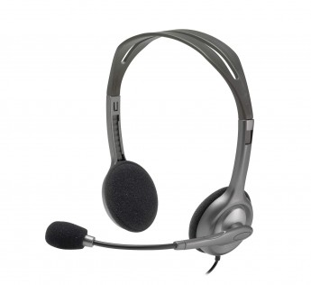 Logitech H110 Stereo Headset,