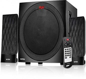 Intex 2.1 XV 2800 FMUB Multimedia Speaker System