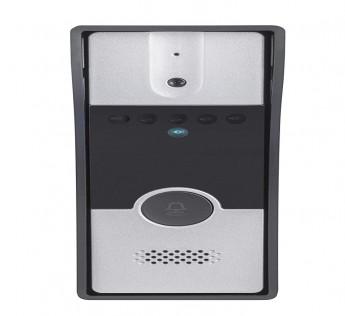 Hikvision Video Door Phone VDP DS-KIS202 7-inch Upgraded Video Door Phone (Grey/White)