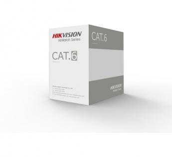 Hikvision CAT6 Cable HWC 6AU W CAT6 Cable