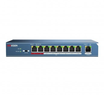 Hikvision poe switch 8 port poe switch With Uplink Ds-3e0109pe
