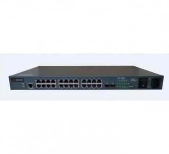 Hikvision PoE Switch DS 3E0526P E 24 Port Gigabit Unmanaged PoE Switch