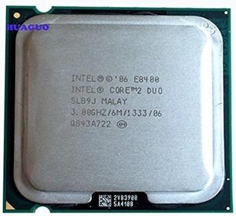 Intel Core 2 Duo Processor e8400 3.0 Ghz Processor