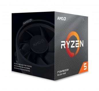 Ryzen 5 Processor 3500 Desktop Processor 6 Cores up to 4.1 GHz 19MB Cache AM4 socket  Processor
