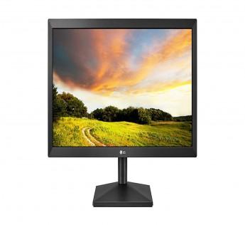 LG 20-inch (50.8 cm) HD Monitor - VGA, HDMI Ports, Wall Mount - 20MK400H (Black)