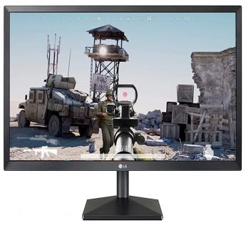 LG 22 inch Monitor - 1ms, 75Hz, Full HD,  AMD Freesync, TN Panel Monitor, HDMI & VGA Port - 22MK400H (Black)