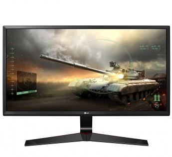 "LG 27"" Full HD TN Panel Monitor, HDMI & VGA Port, (Black)"