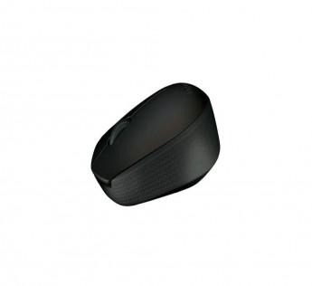 Logitech Mouse M170 Wireless Mouse Black