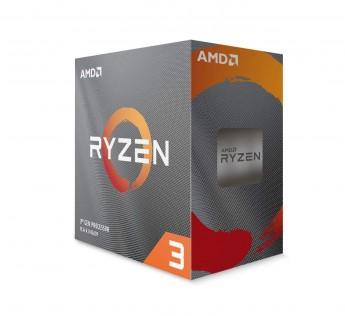 Ryzen Processor 3 3300X Desktop Processor 4 Cores up to 4.3 GHz 18MB Cache AM4 Socket (100-100000159BOX)