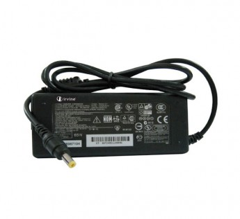 Irvine Replacement Laptop Adapter for Hp/Compaq 65W 18.5V 3.5A yellow