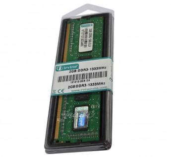 Irvine 2GB DDR3 - 1333 Mhz RAM, Memory Module For Desktops