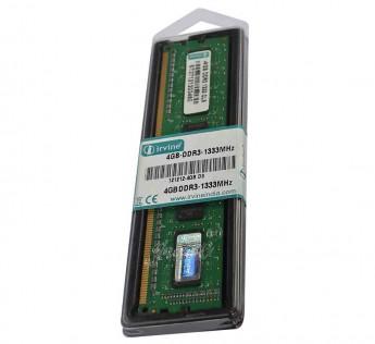 Irvine 4 GB DDR3 -1333 Mhz RAM, Memory Module For Desktops