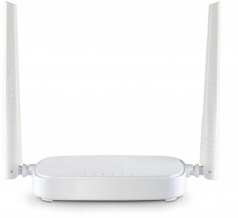 Tenda ROUTER N301 Wireless N300 Easy Setup Router (White, Not a Modem)