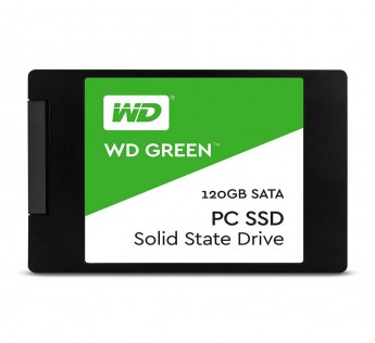 WD SSD 120GB Internal Solid State Drive WD Green (WDS120G1G0A)