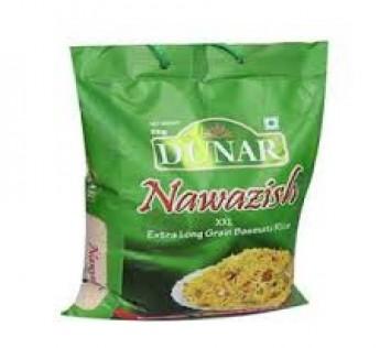 Dunar Nawazish XXL Extra Long grain Basmati Rice, 5KG,