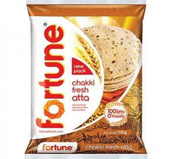 Fortune Atta Chakki Fresh Atta, 10kg