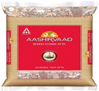 Aashirvaad Atta Shudh Chakki Atta, 5kg
