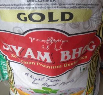 SHYAM BHOG STEAM SHAMBHA RICE 25 KG(NEW CHAWAL )