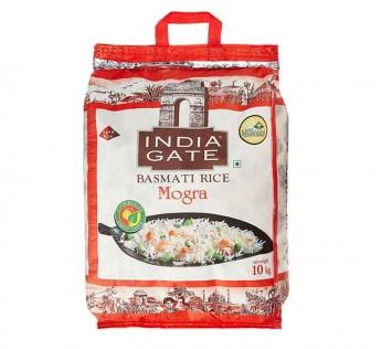 India Gate Basmati Rice - Mogra (10kg)