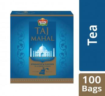 Taj Mahal Tea Bags Sachet, 100 N