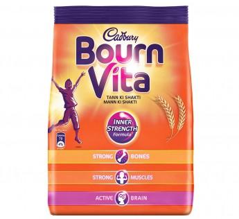 Cadbury Bournvita Chocolate Health Drink, 1kg Pouch