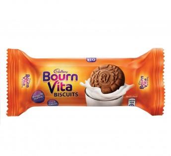 Bournvita Biscuits 46.5 gm Pack of 12