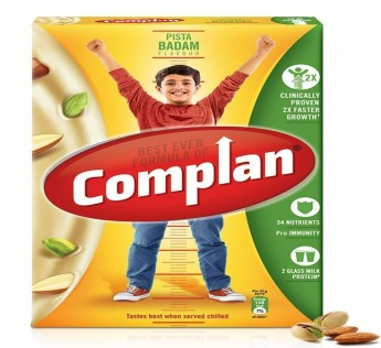 Complan Nutrition and Health Drink Pista Badam 500gm