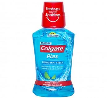 Colgate Fresh Mouthwash 250ml Plax Peppermint 250ml Colgate Mouthwash
