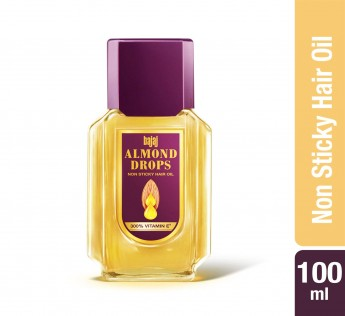 Bajaj Almond Hair Oil 100 ml Bajaj Almond Hair oil