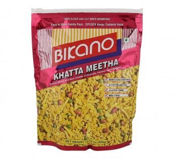 Bikano Khatta Meetha 400gm Bikano Khatta Meetha Namkeen