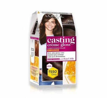 Garnier Hair Colour Natural Black Hair Colour Shade No1 35ml+30 gm Garnier Hair Colour