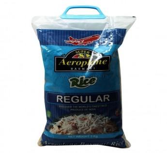 Aeroplane 1121 Tibar Basmati Steam Rice 5 kg