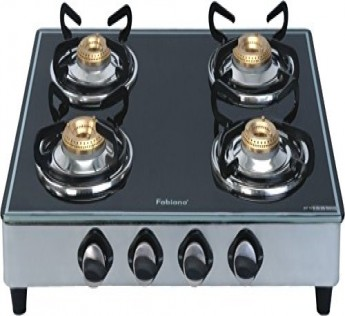 Fabiano 4 Burner Gas Cooktop