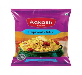 Aakash Namkeen N Savories Mumbai Mix 350gm Aakash Namkeen
