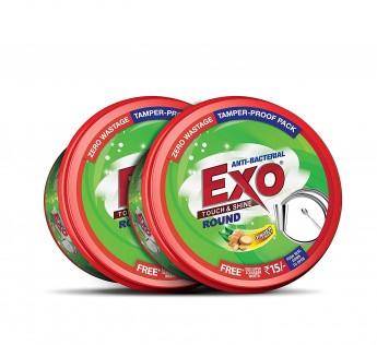 Exo Dishwash Bar 700gm Exo Dishwash Bar Pack of 2
