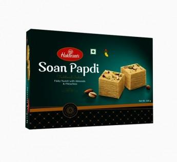 Haldiram's Soan Papdi Desi Ghee 500Gm Haldiram's Soan Papdi Desi Ghee