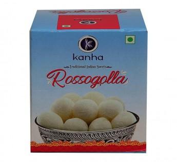 Kanha Rasgulla 1kg Kanha Rasgulla Tin Pack