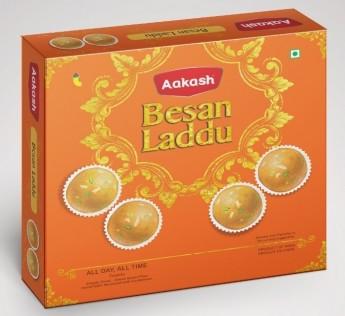 Aakash Besan Laddu 400 g