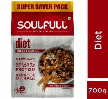 Soulfill Diet Muesli 700gm Soulfill Diet Muesli
