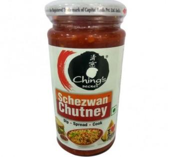 Ching's Chutney Schezwan 250gm Ching's Chutney Schezwan