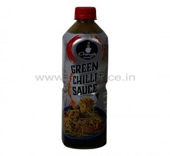 Ching's Green Chilli Sauce 680gm Ching's Green Chilli Sauce