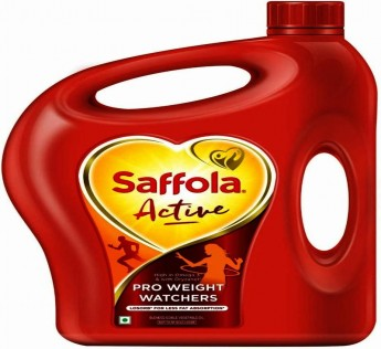 Saffola Oil Active Oil Jar 5 Litre
