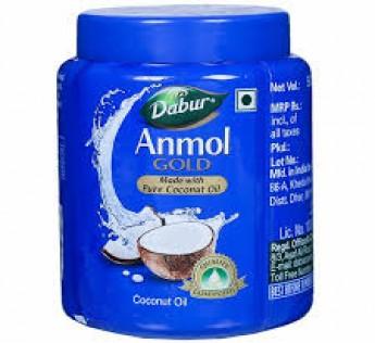 Dabur Anmol Gold Coconut Oil Jar 500 ml