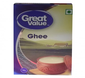 Great Value Ghee 1 Litre