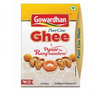 Gowardhan Cow Ghee Cake 1 Litre